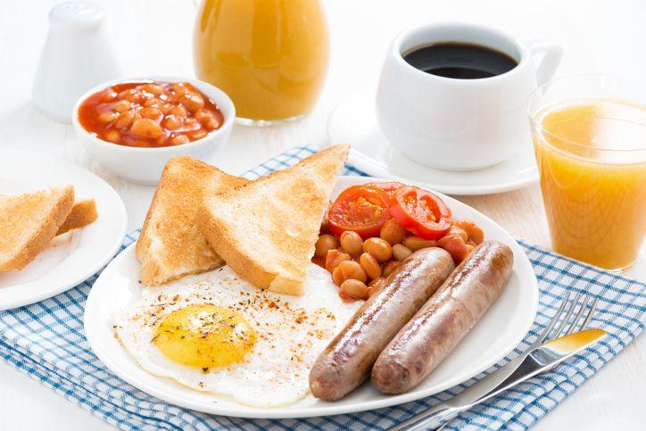 Gaya English Breakfast