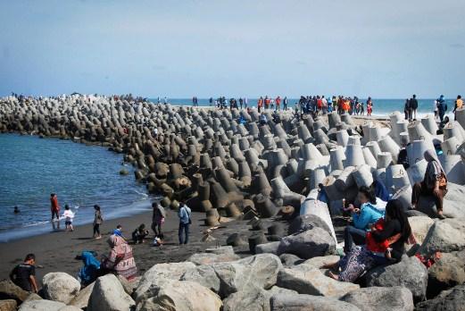 Wisata Pantai Glagah Jogja