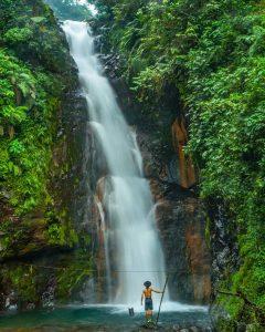 Wisata Air Terjun Curug Cigamea Bogor Jawa Barat