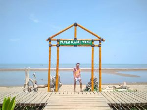 Wisata Pantai Glagah Wangi Istambul Demak Jawa Tengah