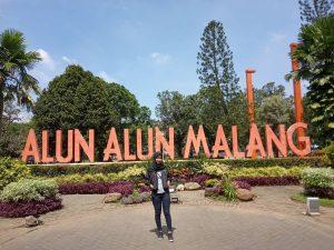 Alun Alun Kota Malang