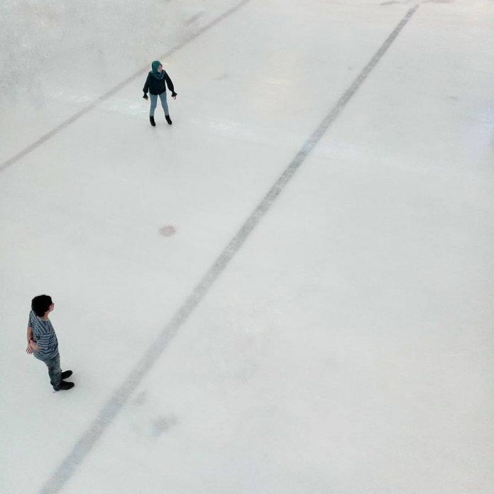 Ice Skating Sky Rink Jakarta