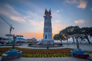 Jam Gadang Bukittinggi Sumatra Barat