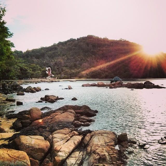 Wisata Sinka Island Park di Pontianak