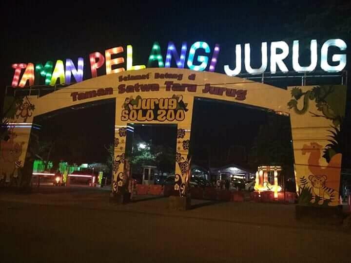 Taman Satwa Taru Jurug Surakarta