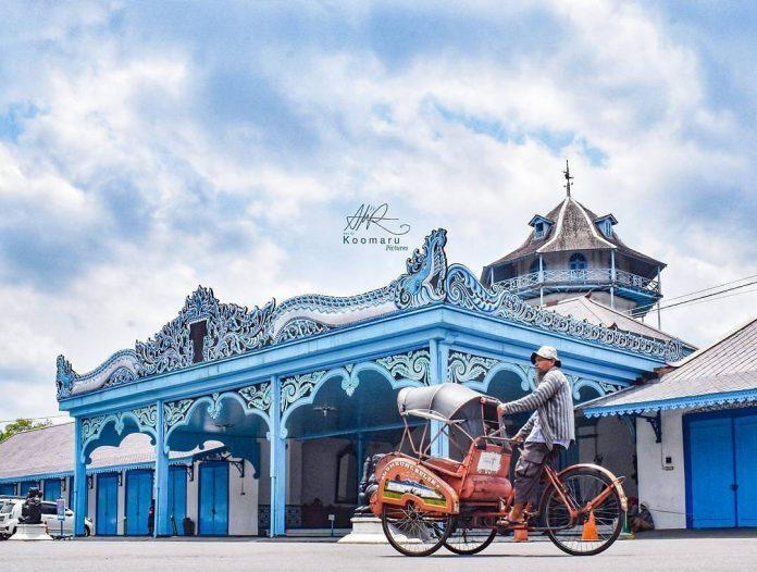 Wisata Keraton Surakarta