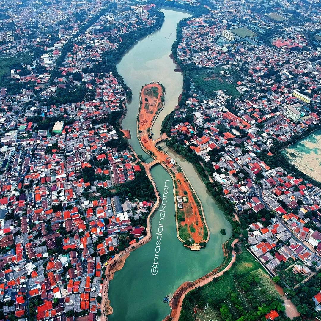 Wisata Jakarta Selatan Setu Babakan