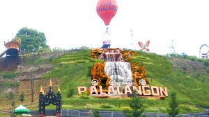Wisata Keluarga Palalangon Park Bandung Selatan