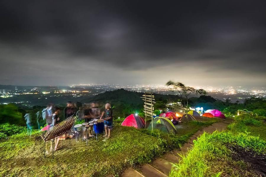 Bukit Tranggulasih Purwokerto