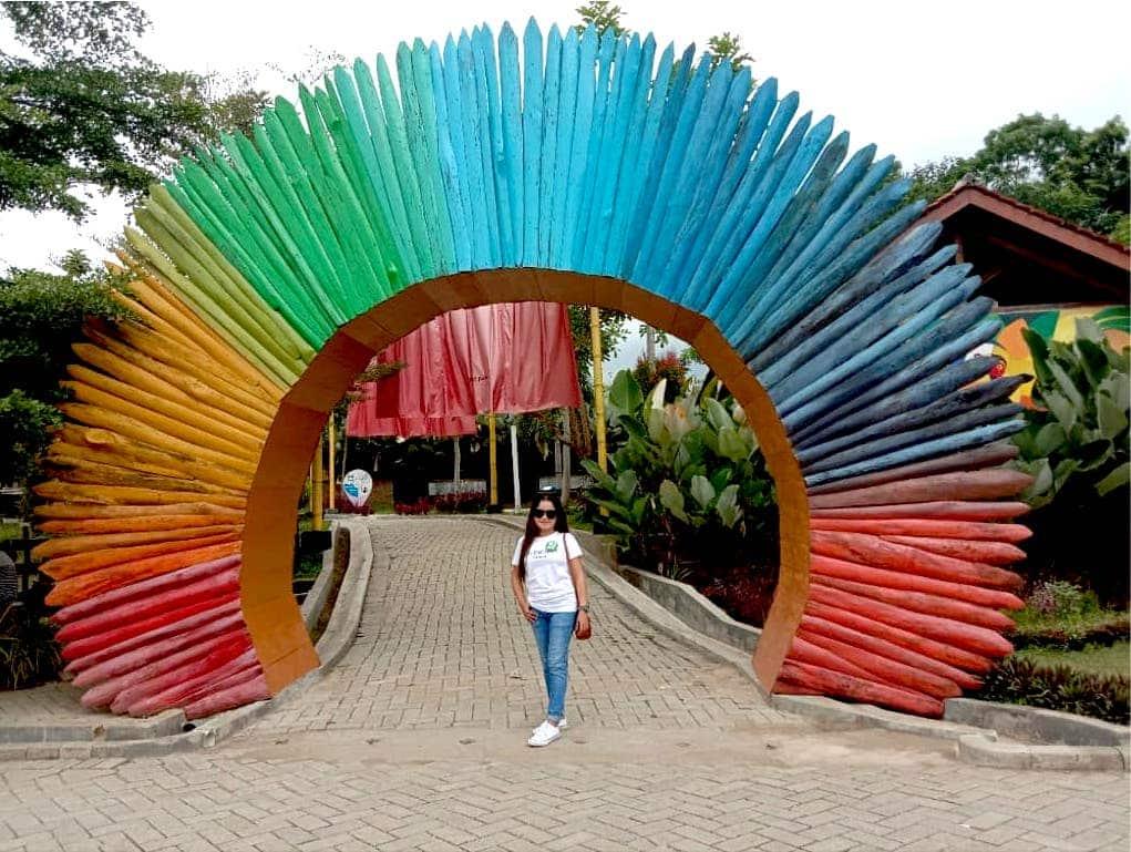 Harga Tiket Masuk Caping Park Baturraden